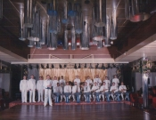 S.S. Norway Big Band, 1987