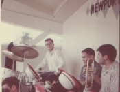 Newport Youth Band, 1959