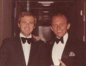 Chip Hoehler, Frank Gorshin, 1983