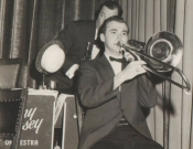 Chip, Bob McCoy (Background), Tommy Dorsey Orchestra, 1963