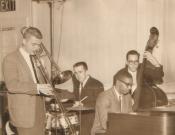 Chip, Henry Okstel, John Nicholas, Eddie Gomez, 1959