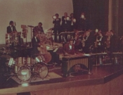 Lionel Hampton with Chip's Band, 1984