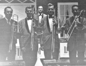 Buddy Morrow, Chip, Larry O'Brien, Carl Johnson, 1960