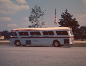 T. Dorsey Band Bus, 1962