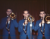 Jack Rice, Larry O'Brien, Chip, T.D. Orch., 1963