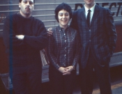 Ted Blumenthal, Unknown, Chip Hoehler, 1960