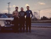 Tom Florio, Charlie Spivak, Chip Hoehler, 1960